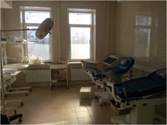 Соблюдение санэпидрежима в отделение патологии беременных